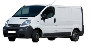 midi van that can be used for sameday courier work